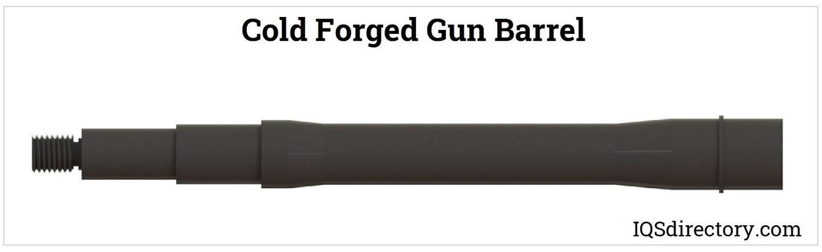 Cold Forged Gun Barrel
