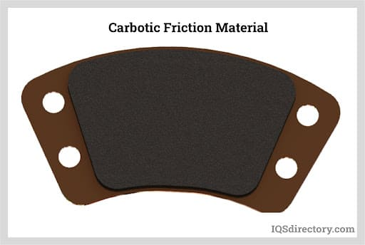 Carbotic Friction Material