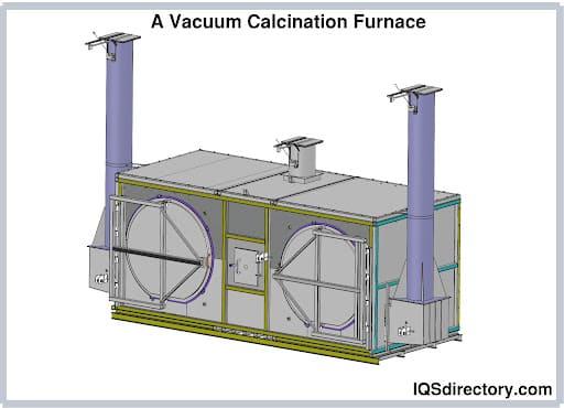 A Vacuum Calcination
