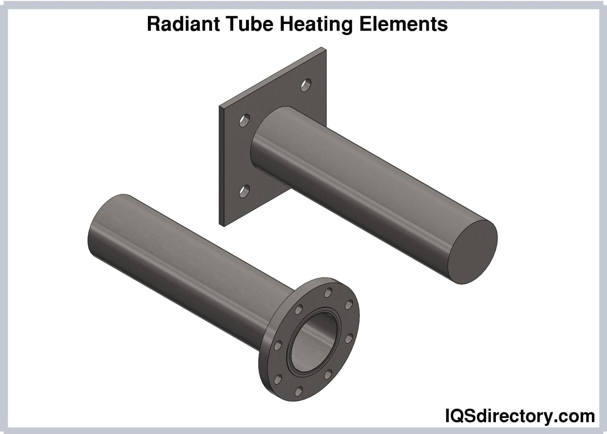 Radiant Tube Heating Elements