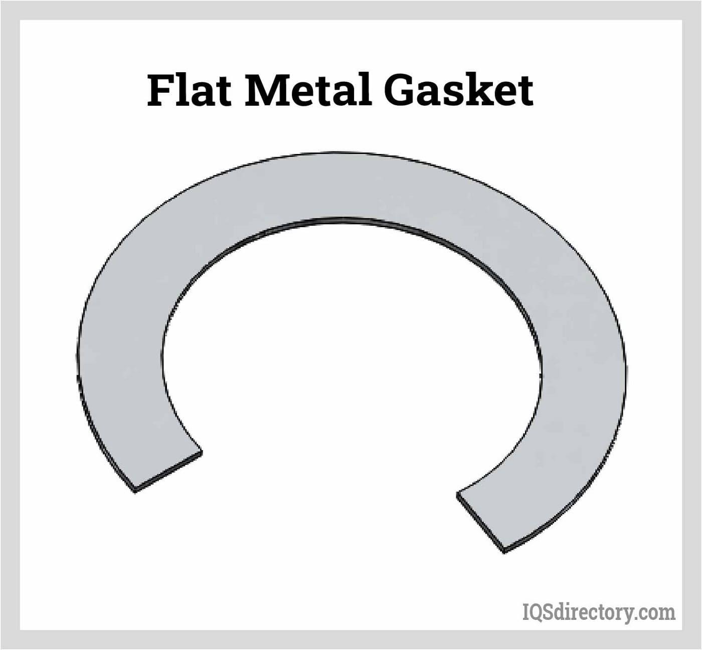 Flat Metal Gaskets