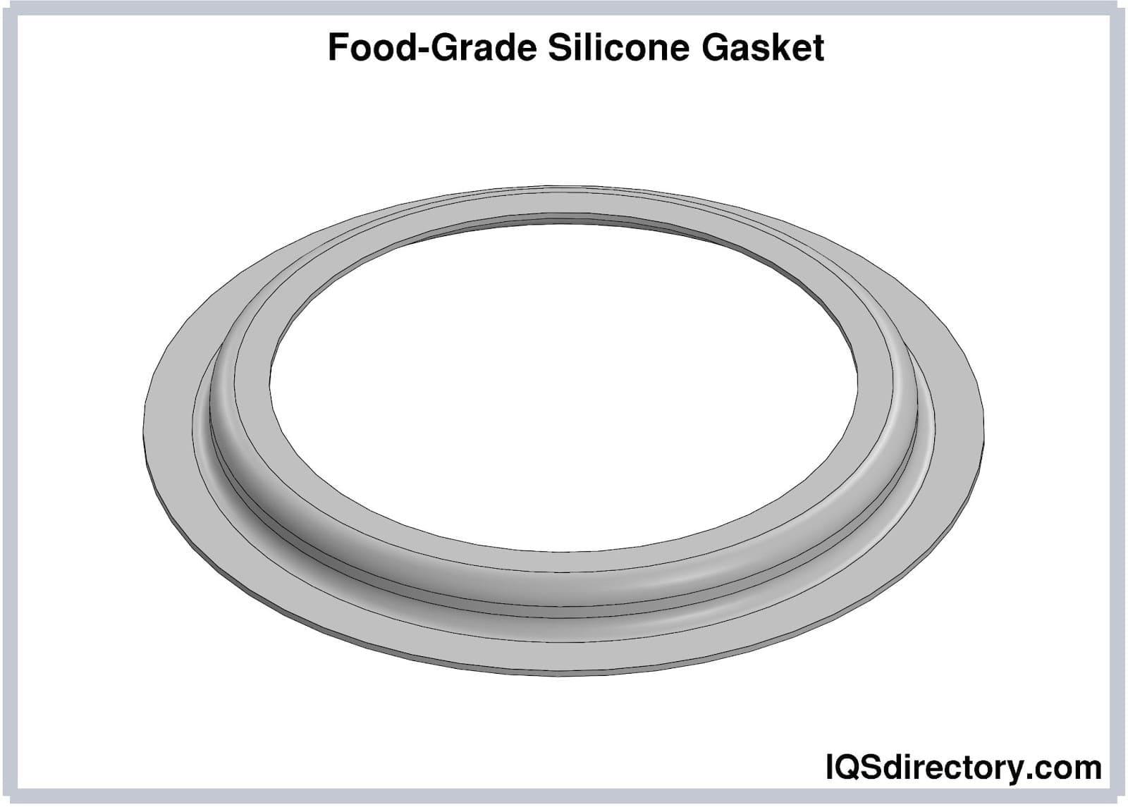 Food-Grade Silicone Gasket