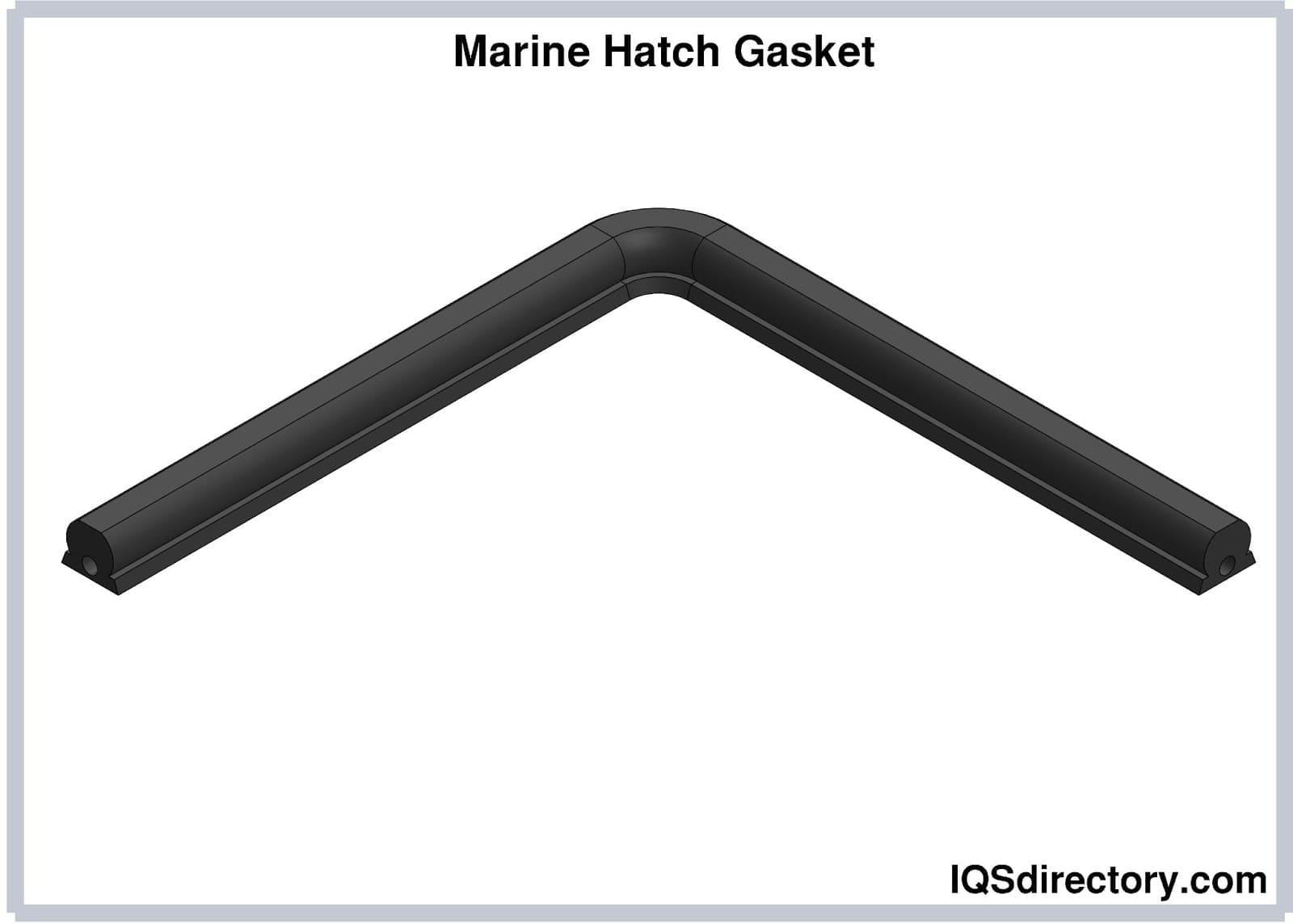 Marine Hatch Gasket