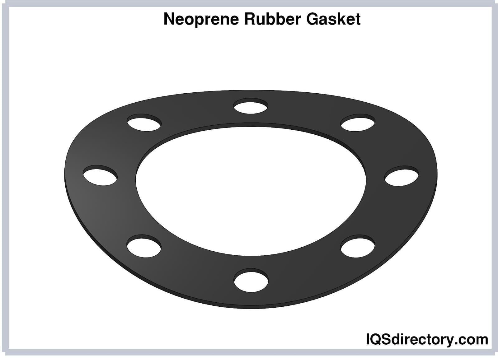 Neoprene Rubber Gasket