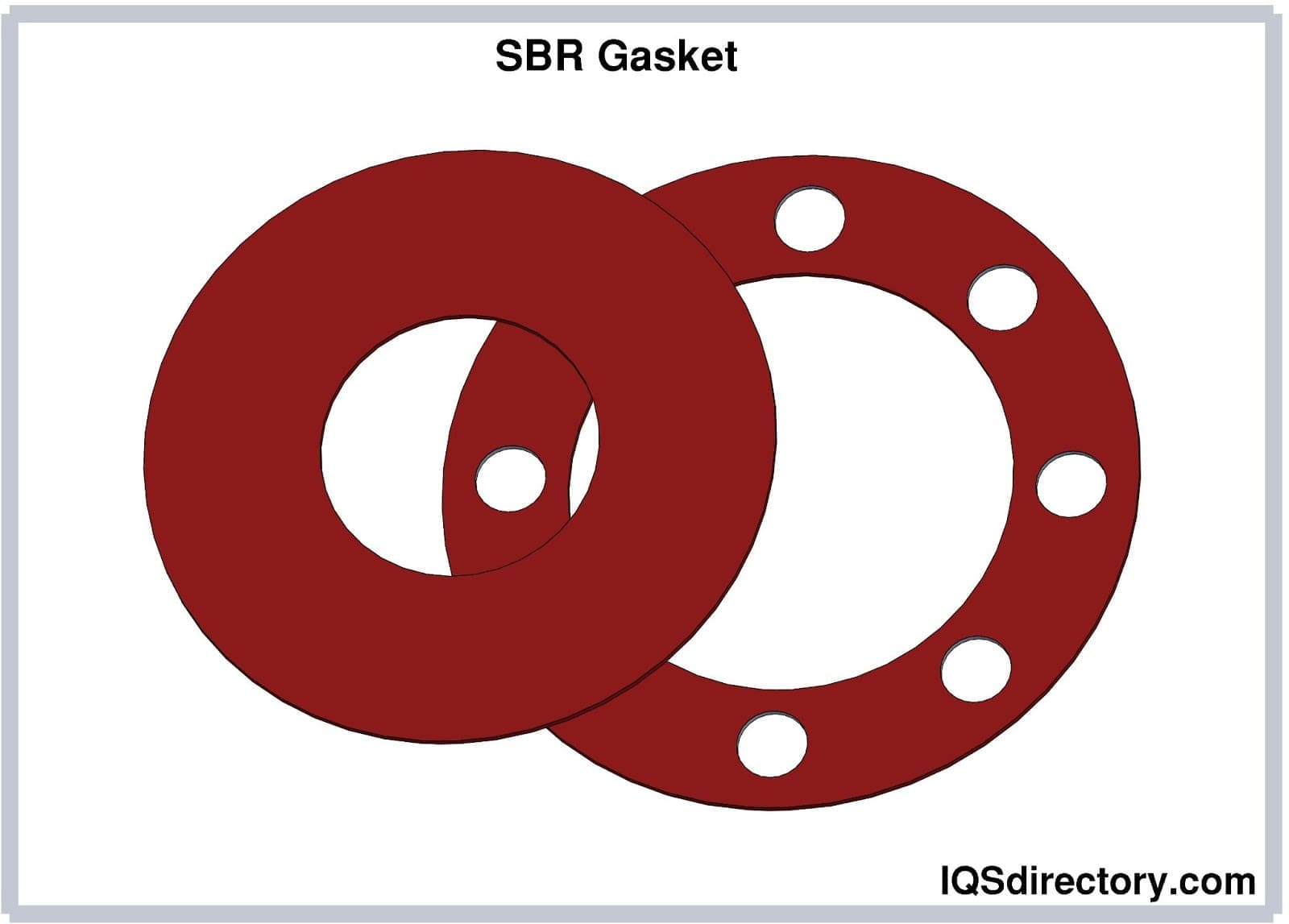 SBR Gasket