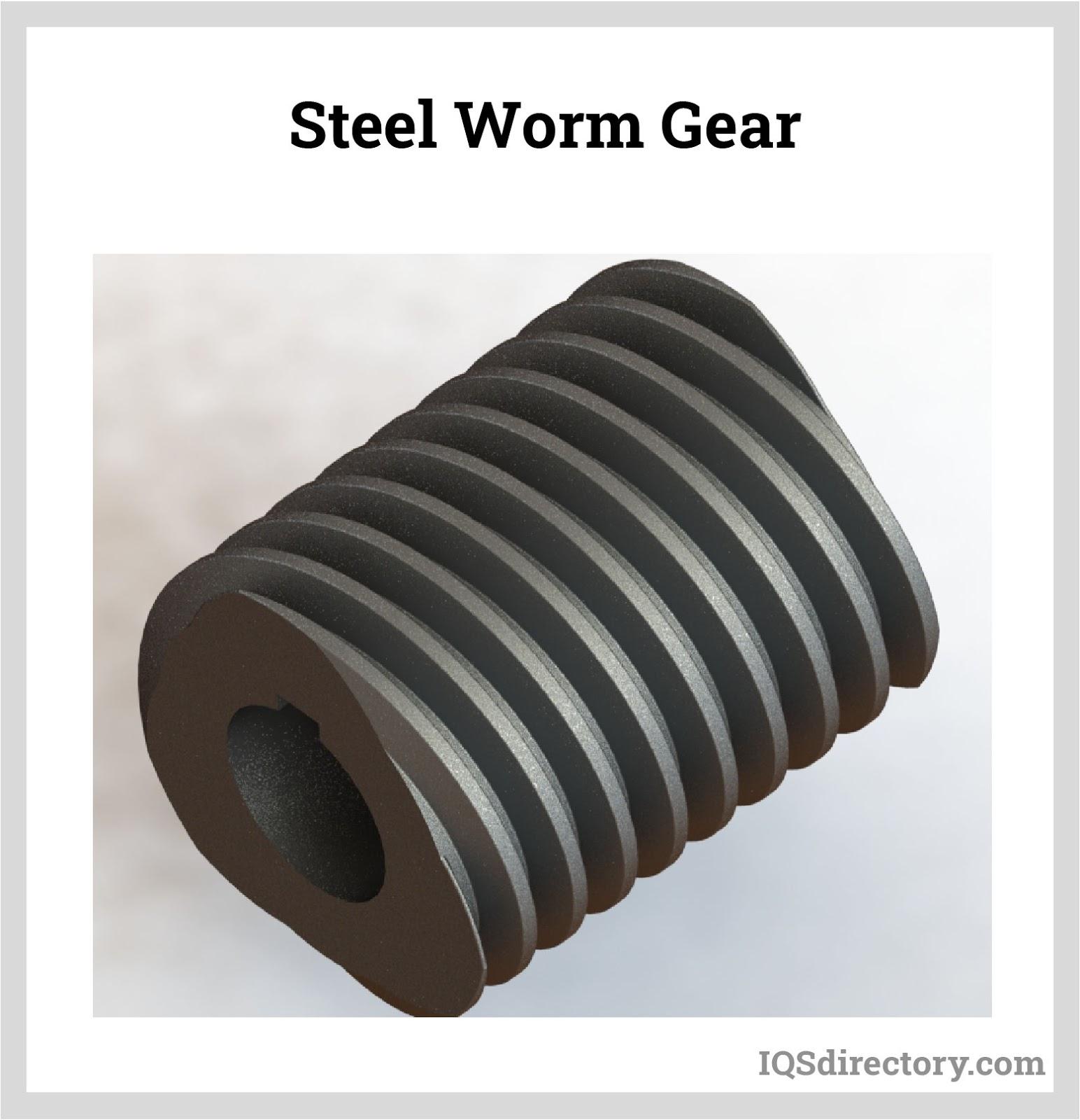 Steel Worm Gear