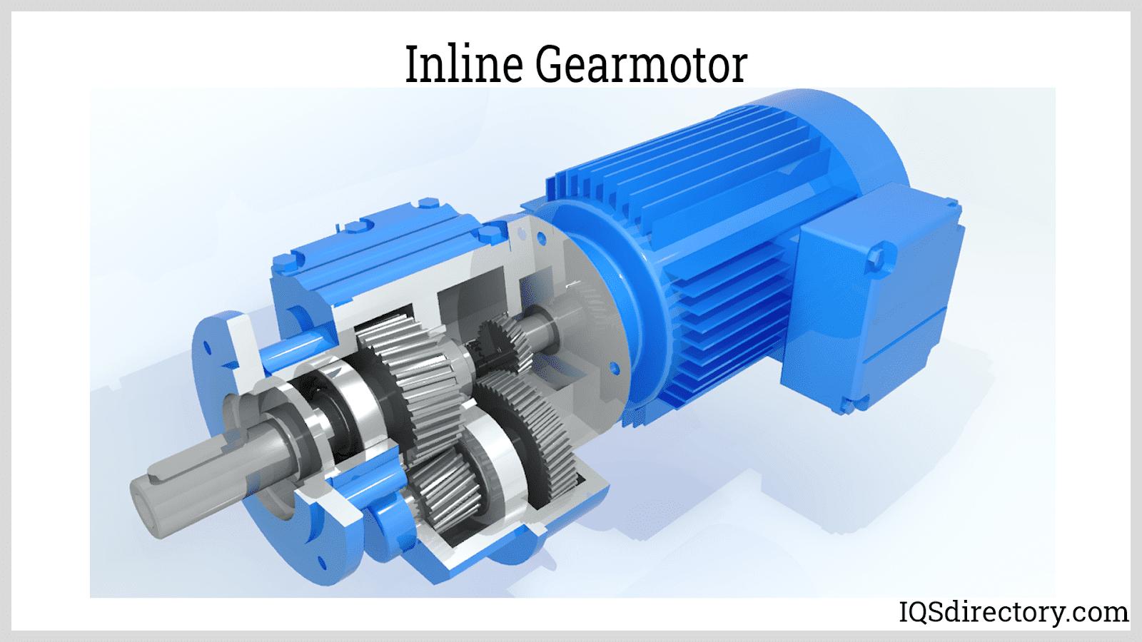 Inline Gearmotor