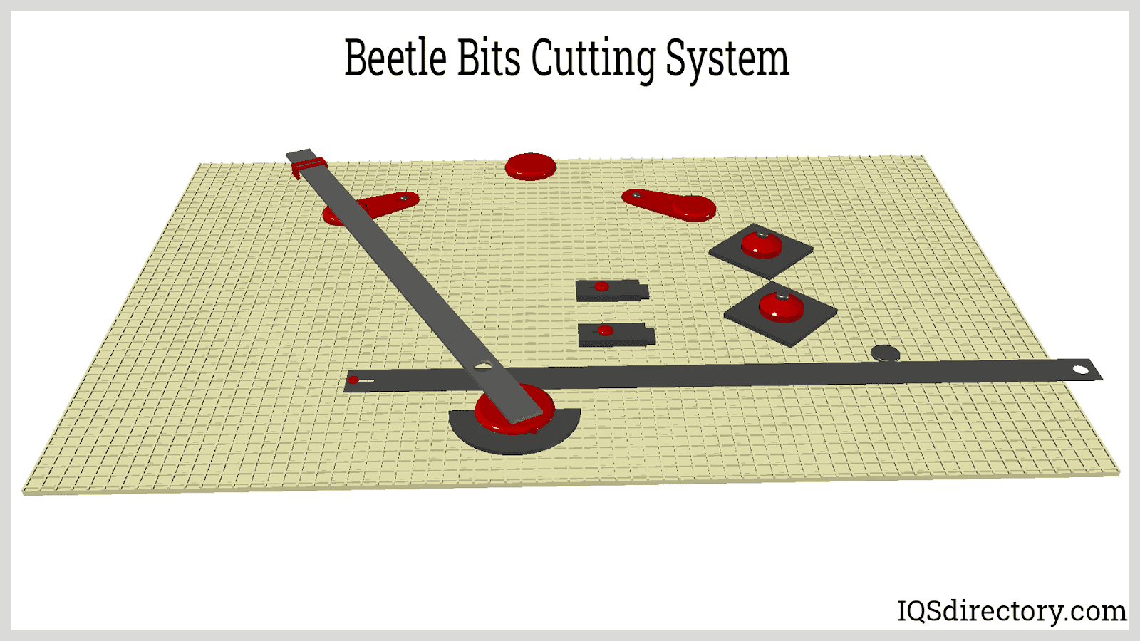 Beetle Bits Cutting System