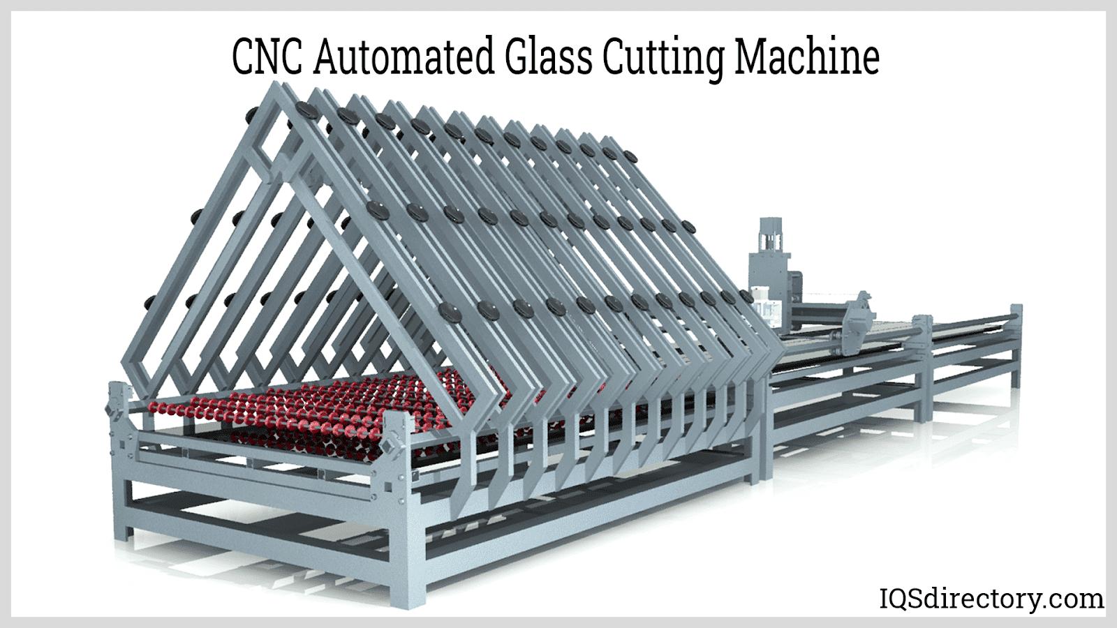 CNC Automated Glass Cutting Machine