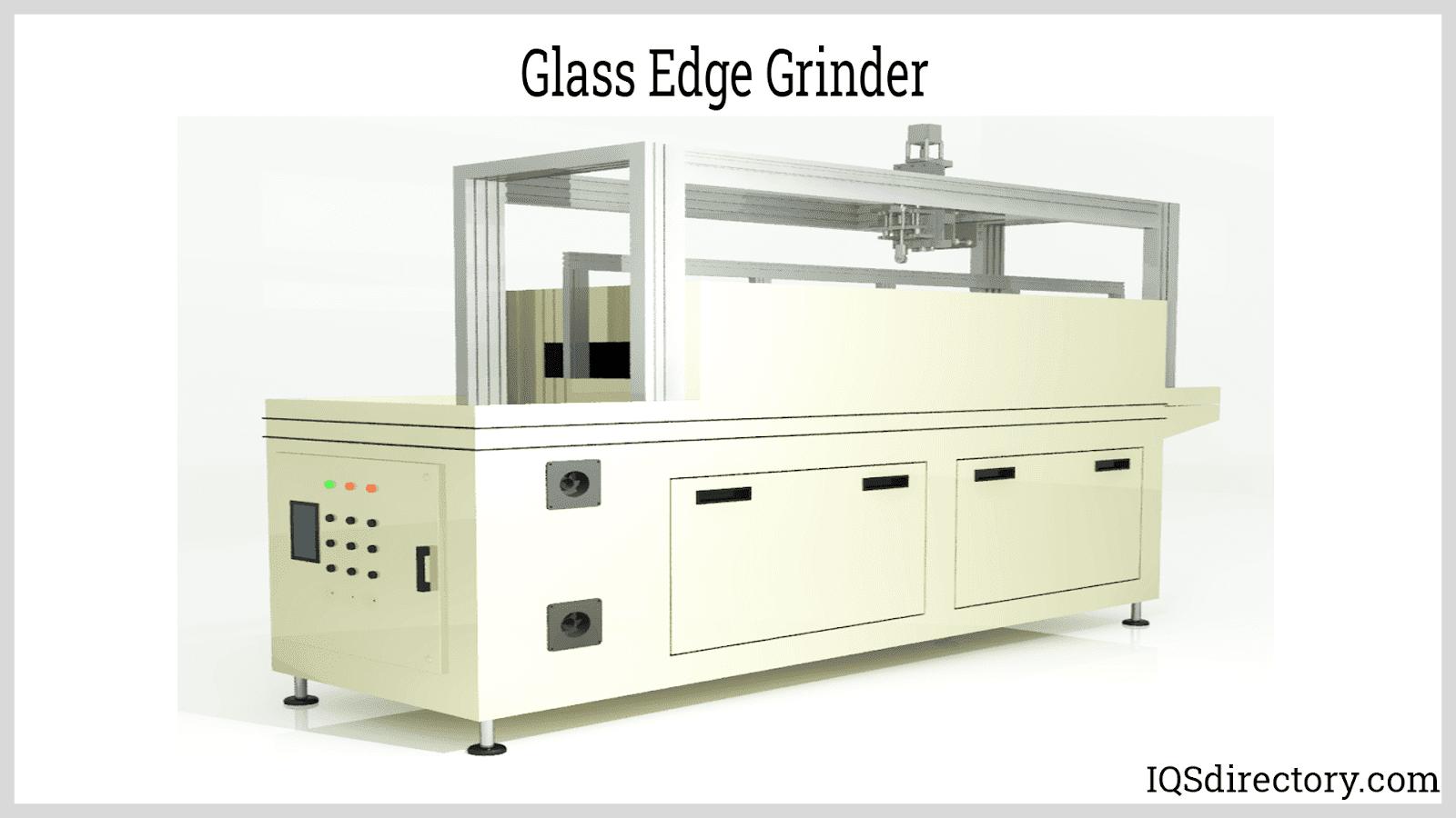 Glass Edge Grinder