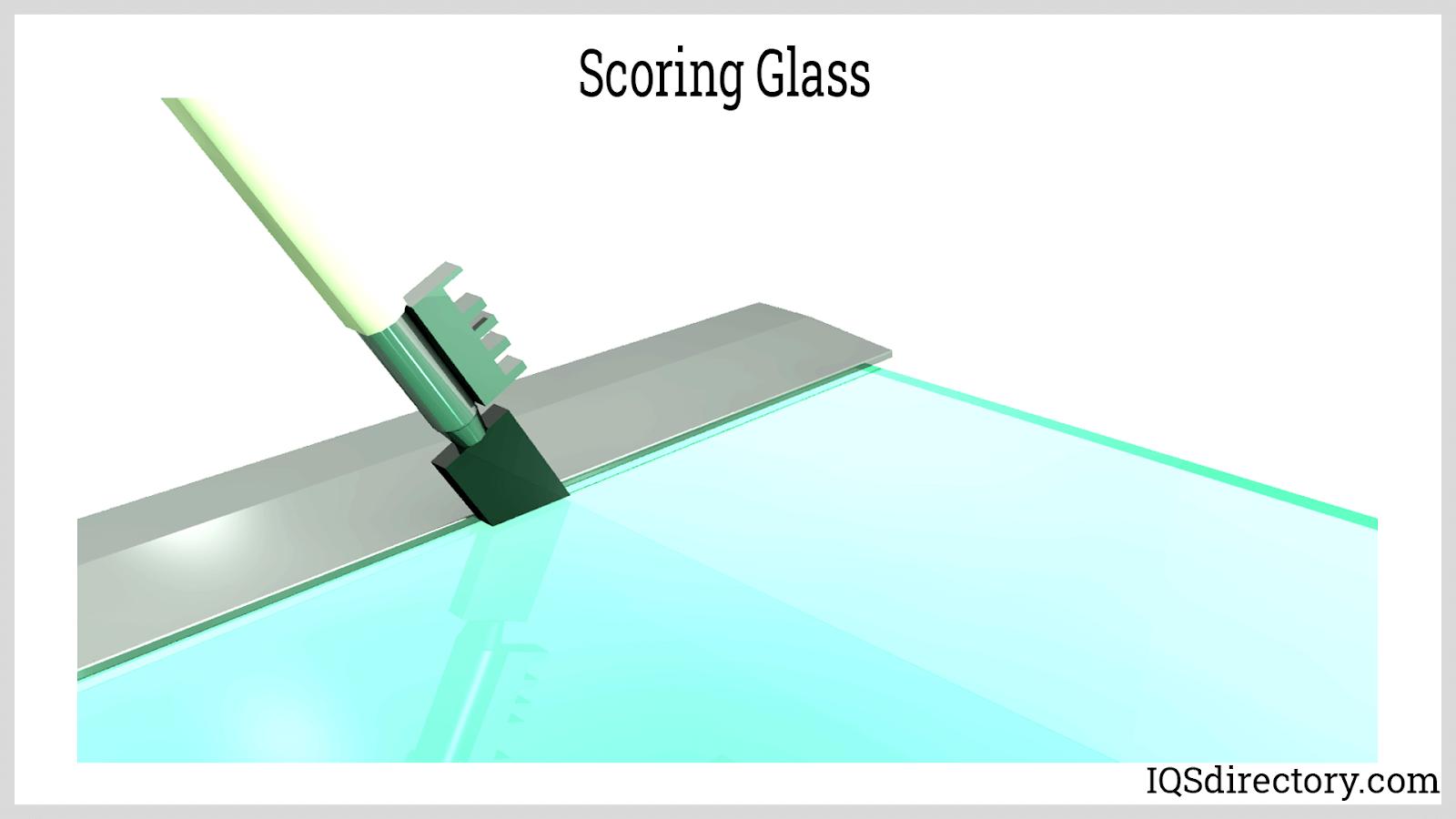 Scoring Glass