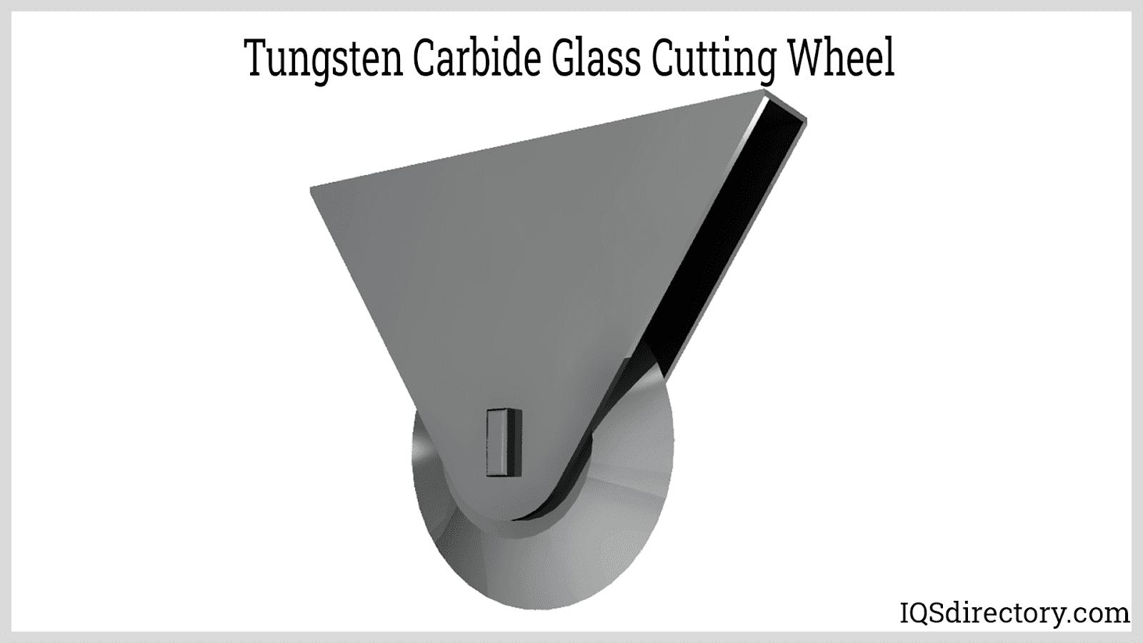 Tungsten Carbide Glass Cutting Wheel