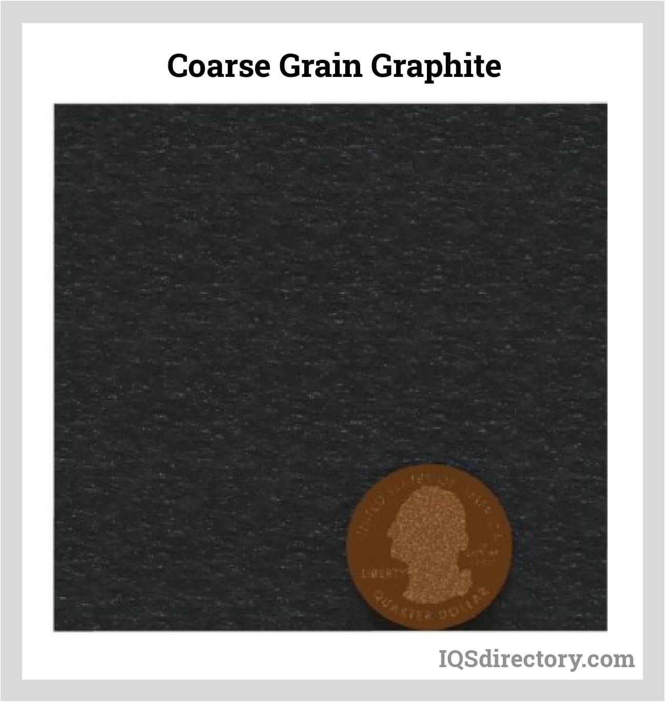 Coarse Grain Graphite