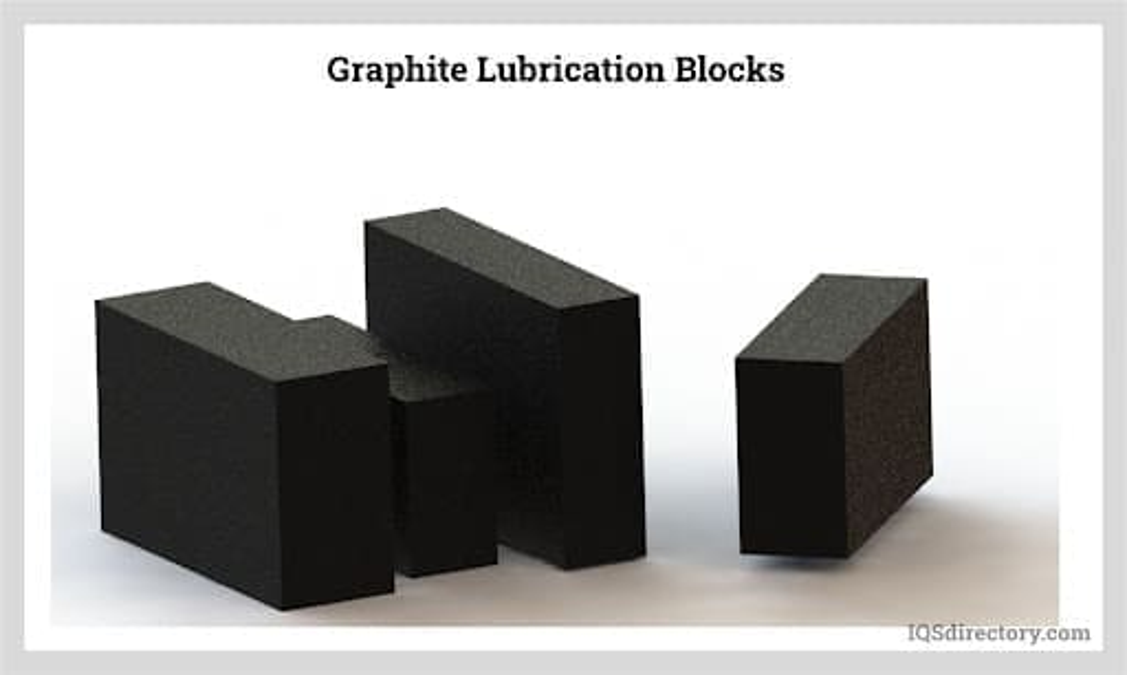Graphite Lubrication Blocks
