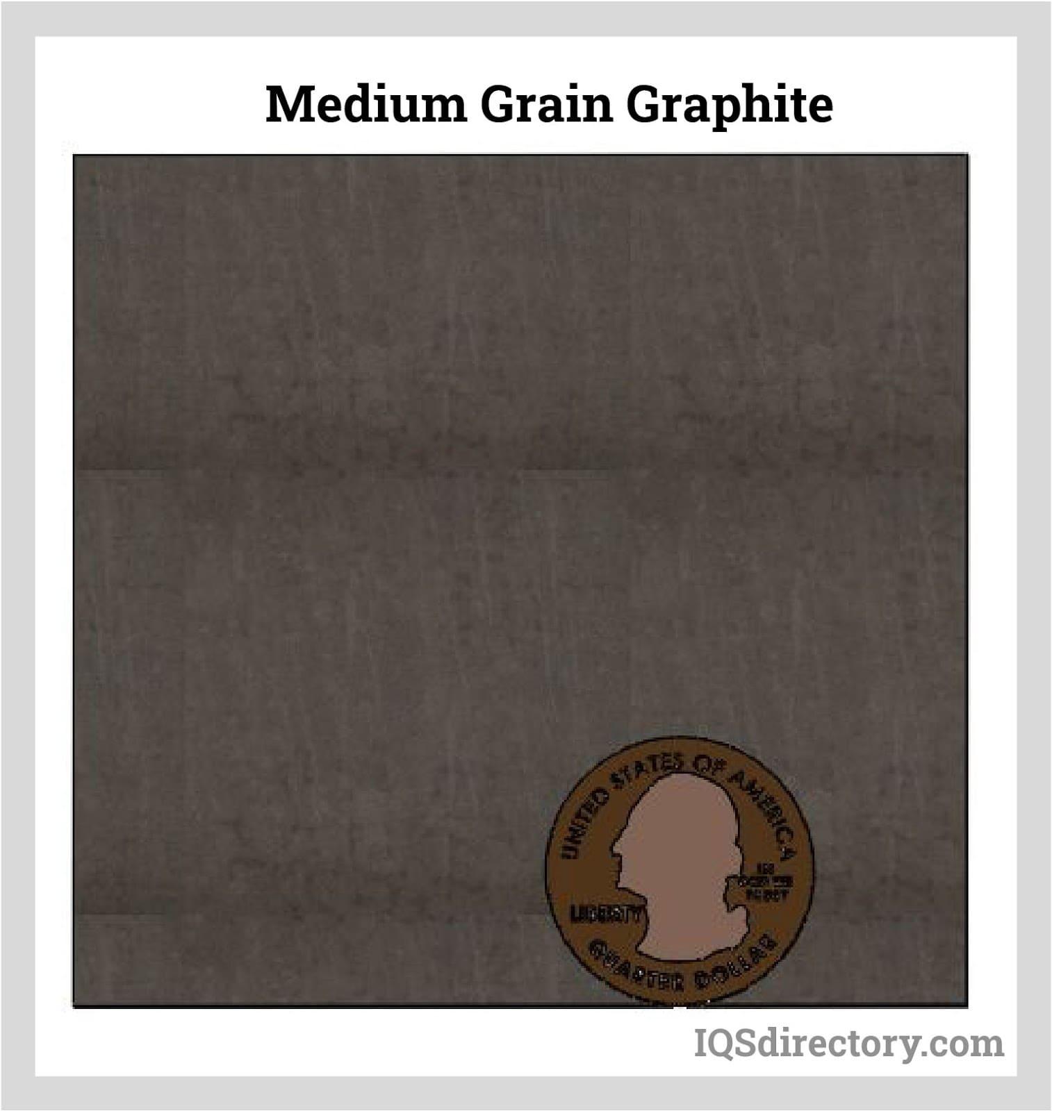 Medium Grain Graphite