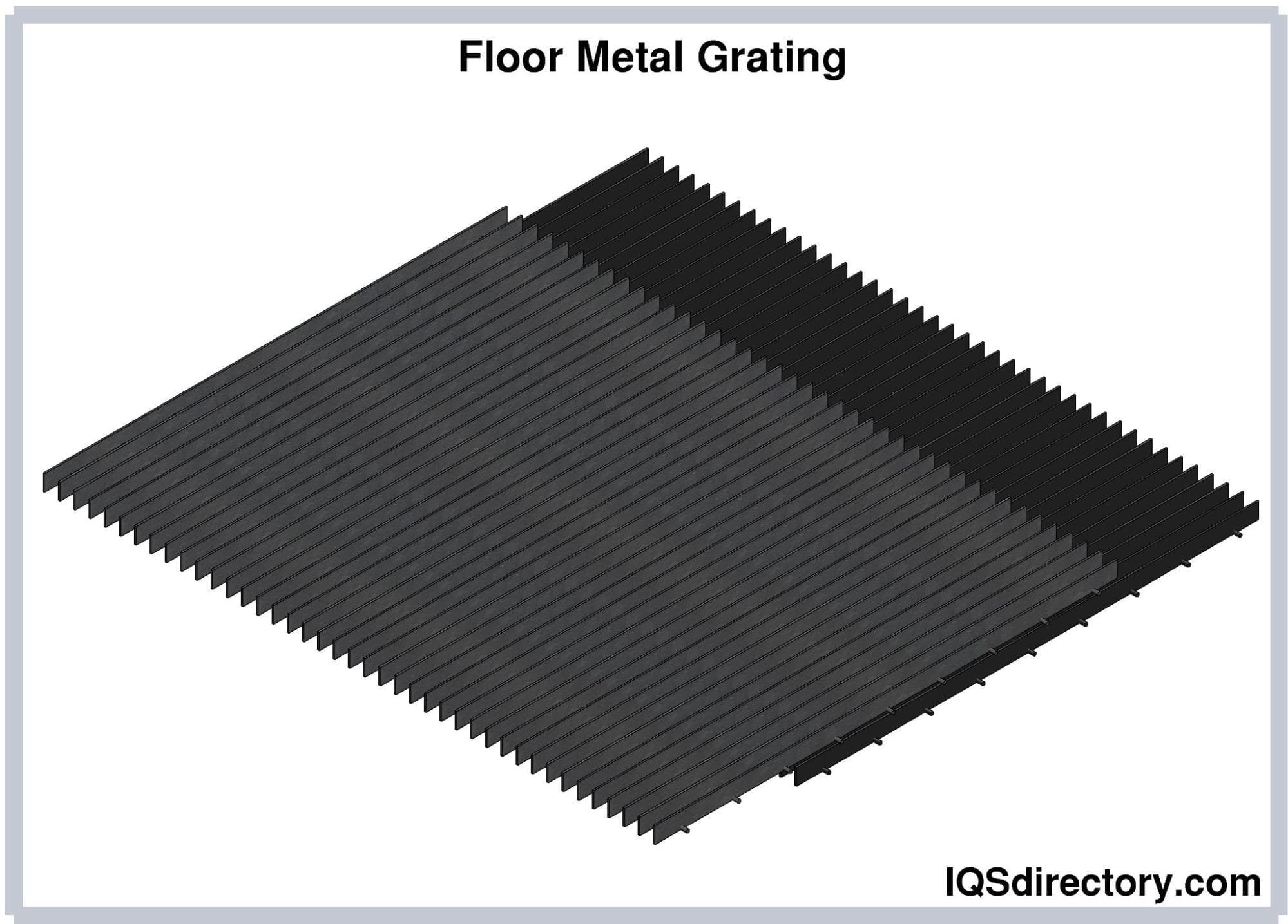 Floor Metal Grating