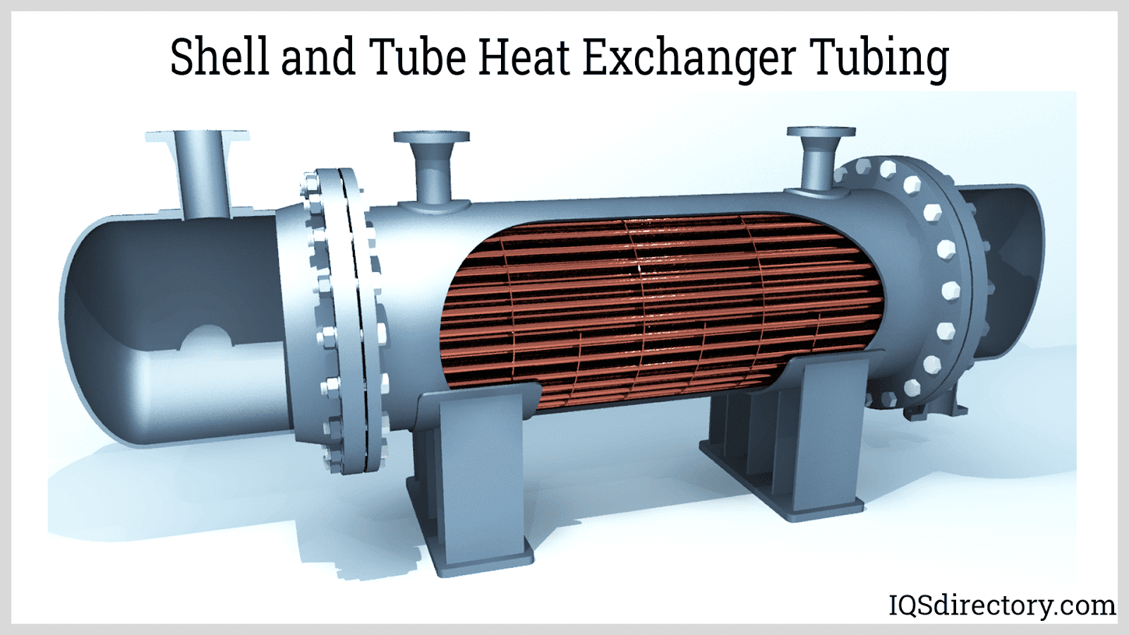 Shell and Tube Heat Exchanger Tubing