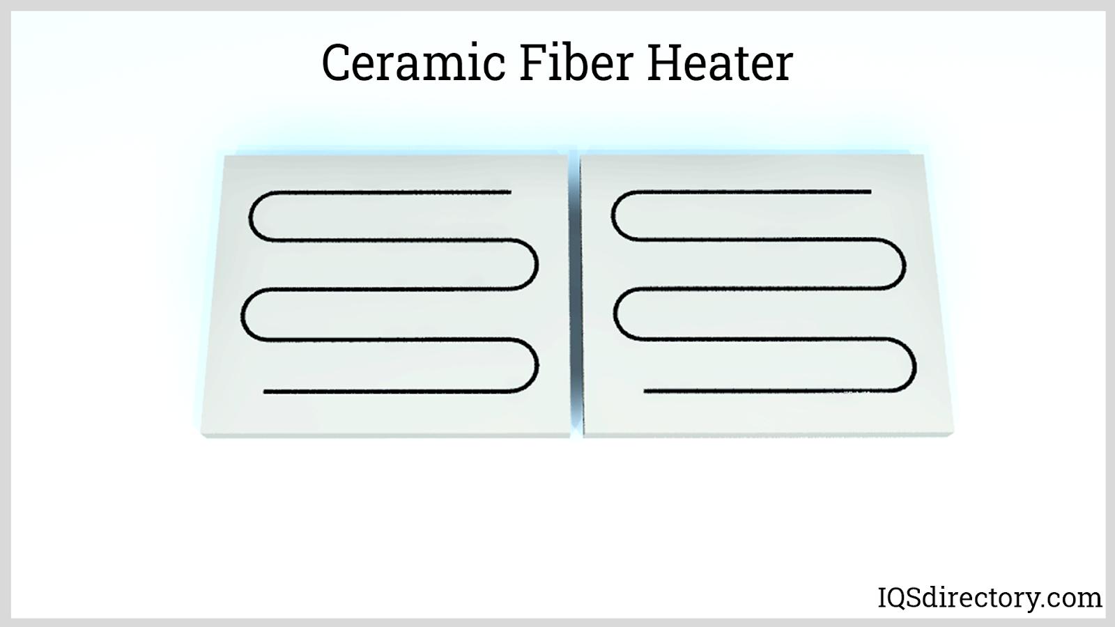 Ceramic Fiber Heater