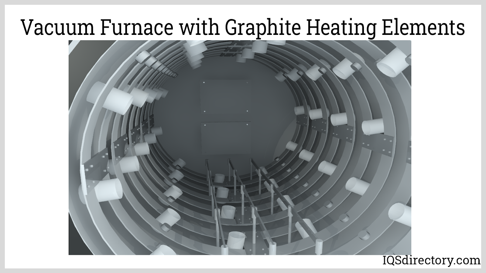 Vacuum Furnace with Graphite Heating Elements