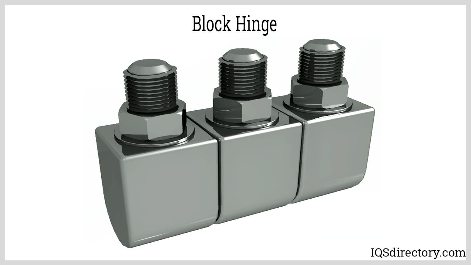 Block Hinge