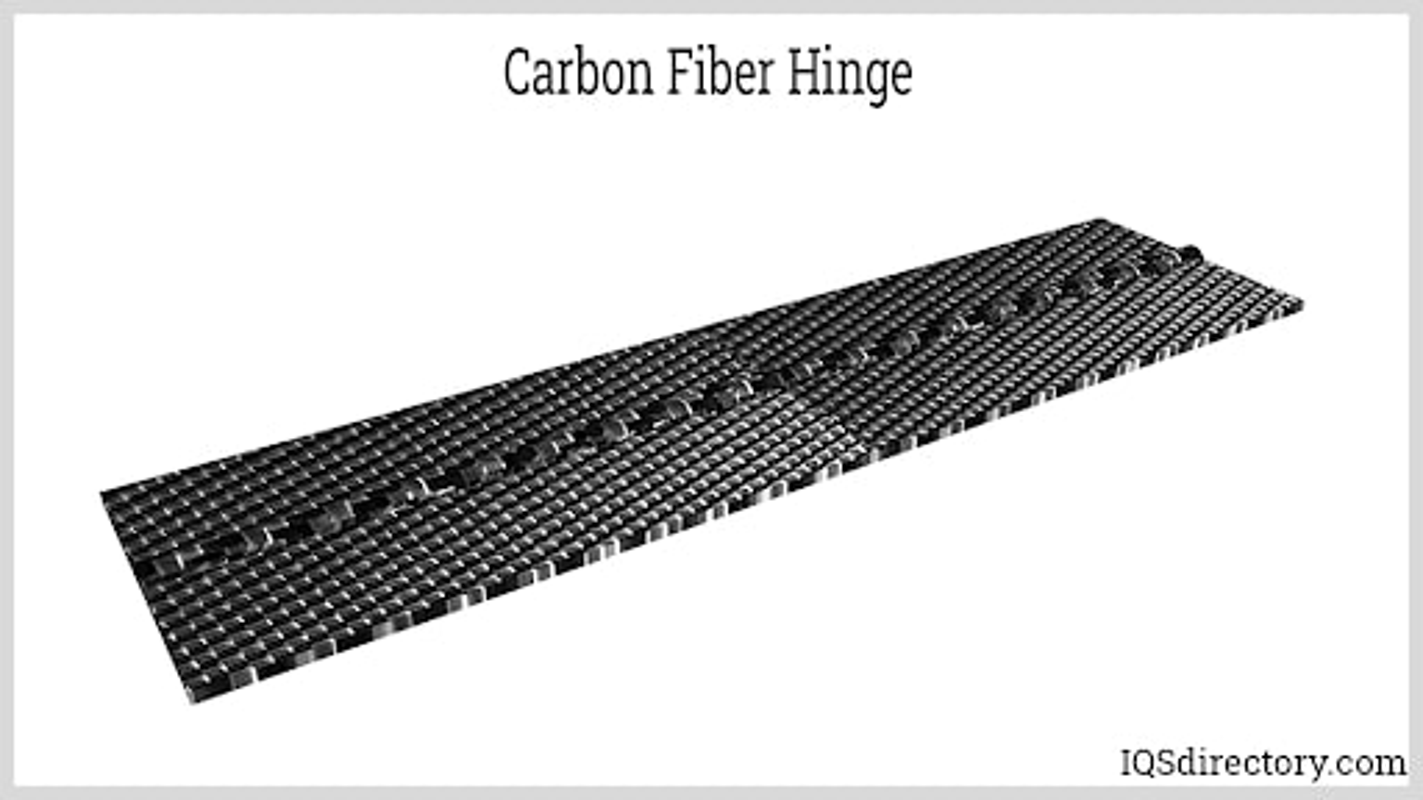 Carbon Fiber Hinge