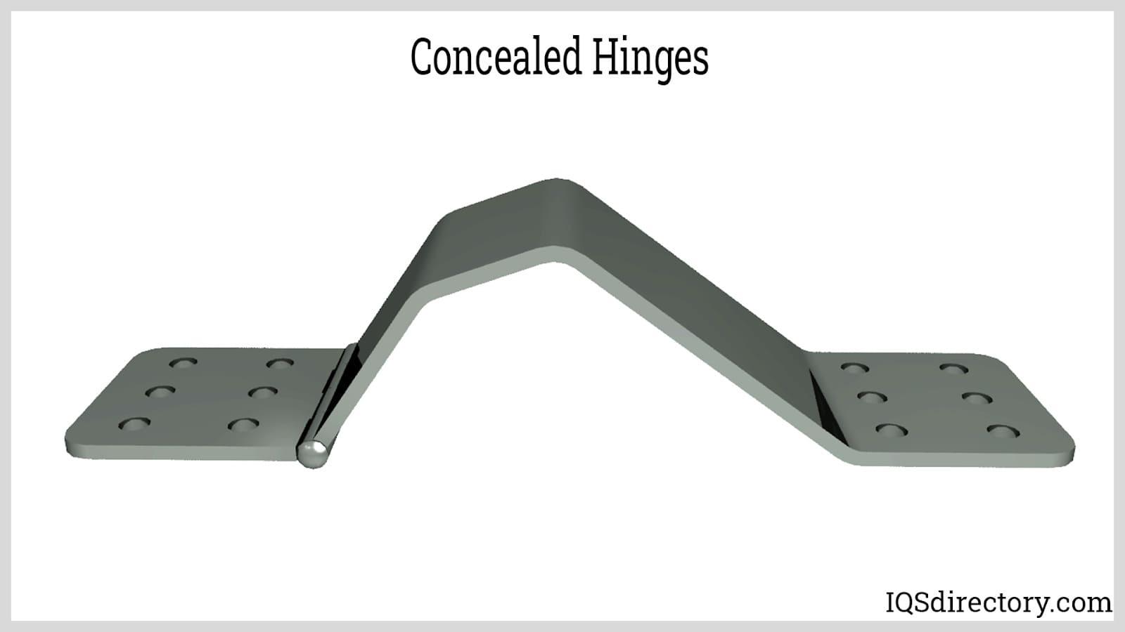 Concealed Hinges