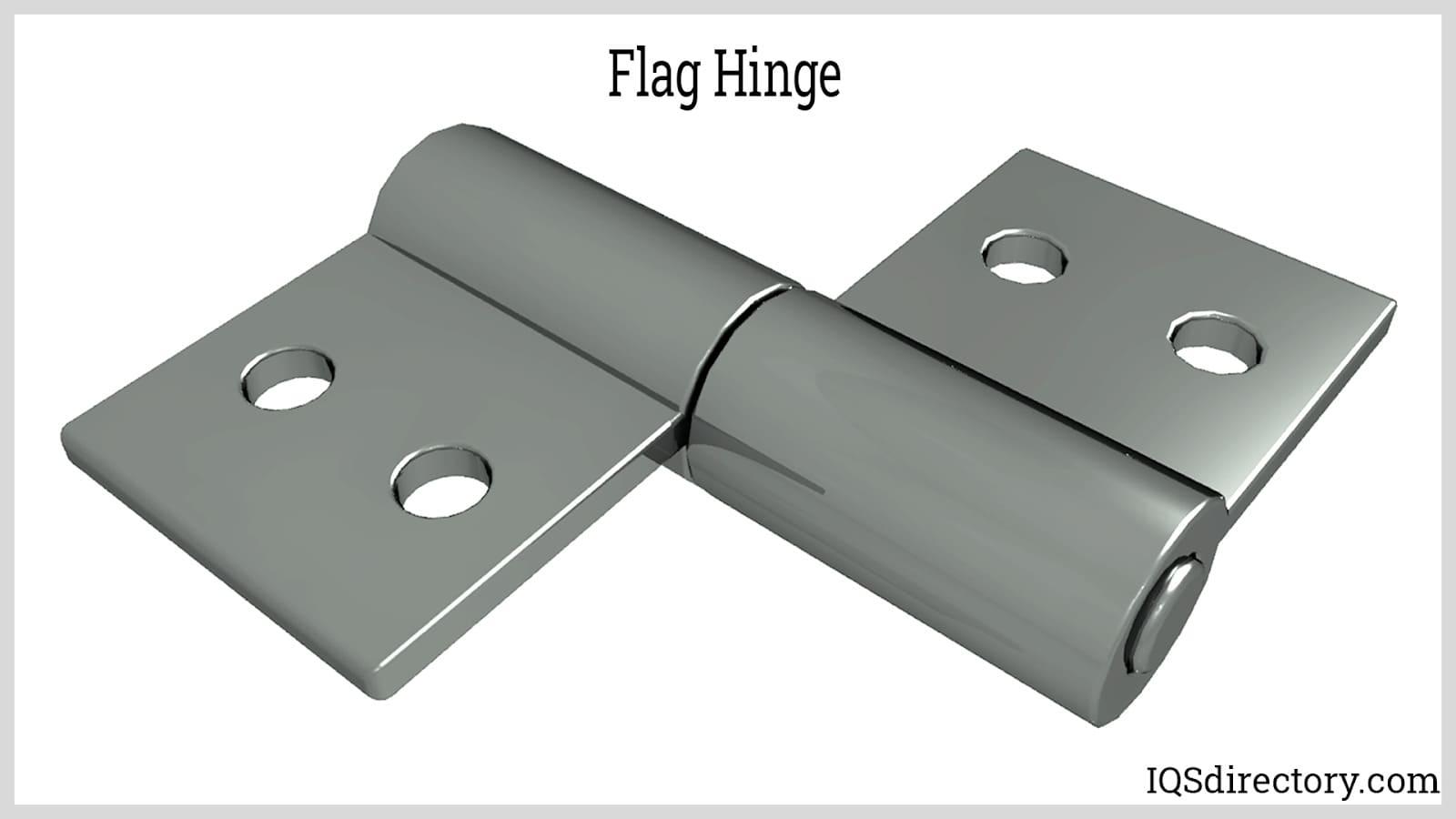 Flag Hinge