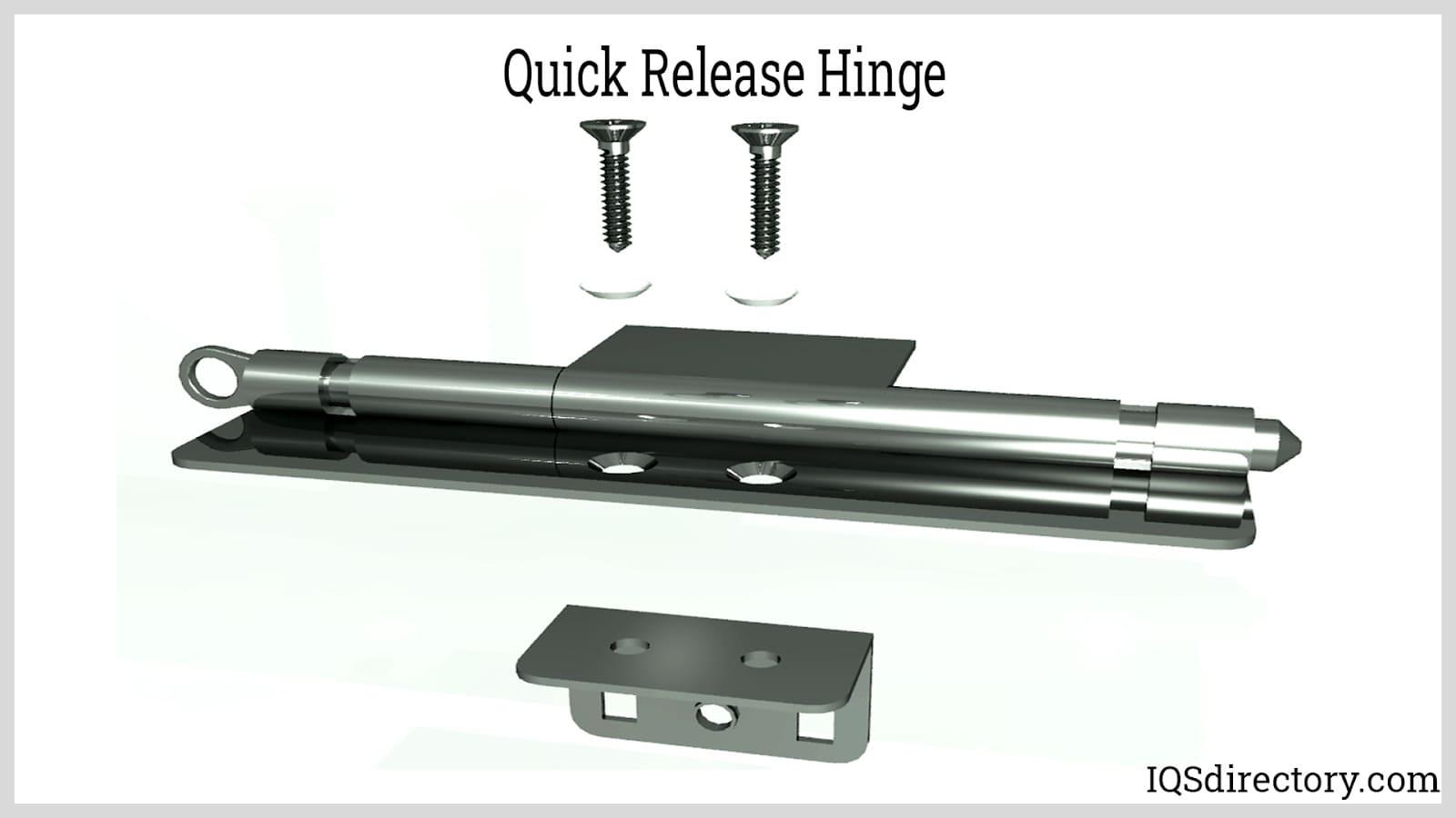 Quick Release Hinge