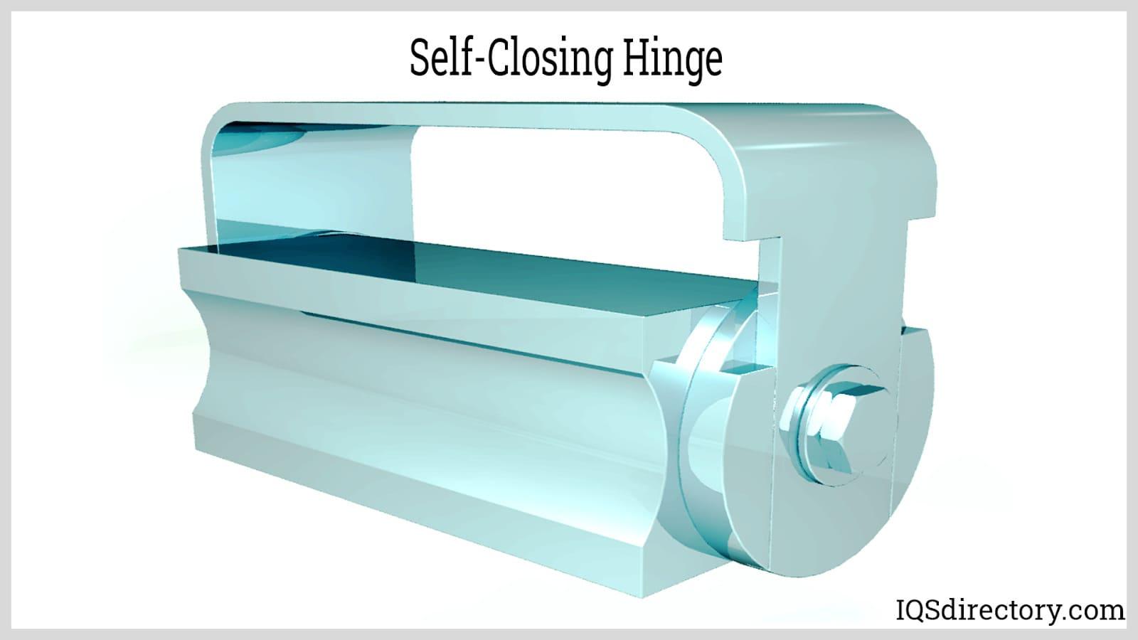 Self-Closing Hinge