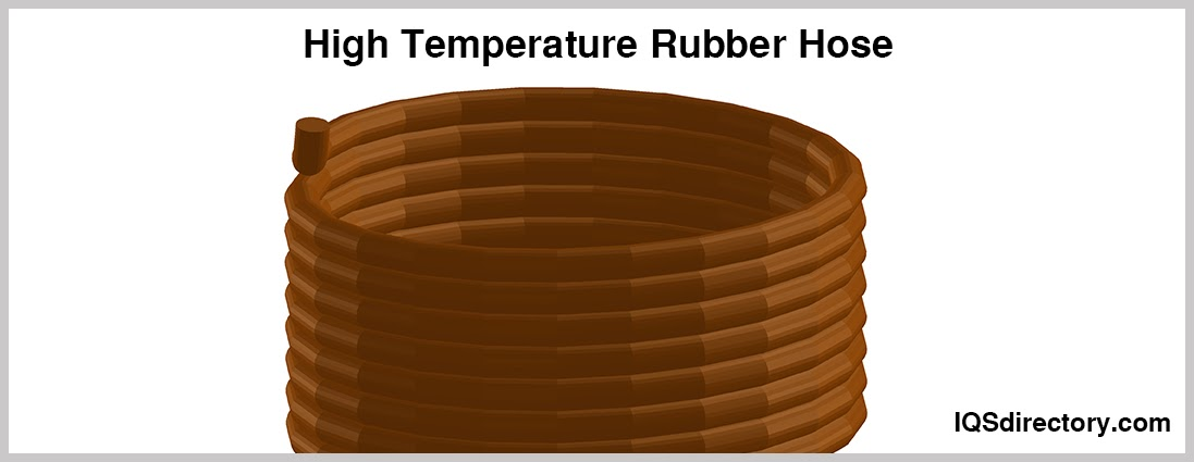 High Temperature Rubber Hose