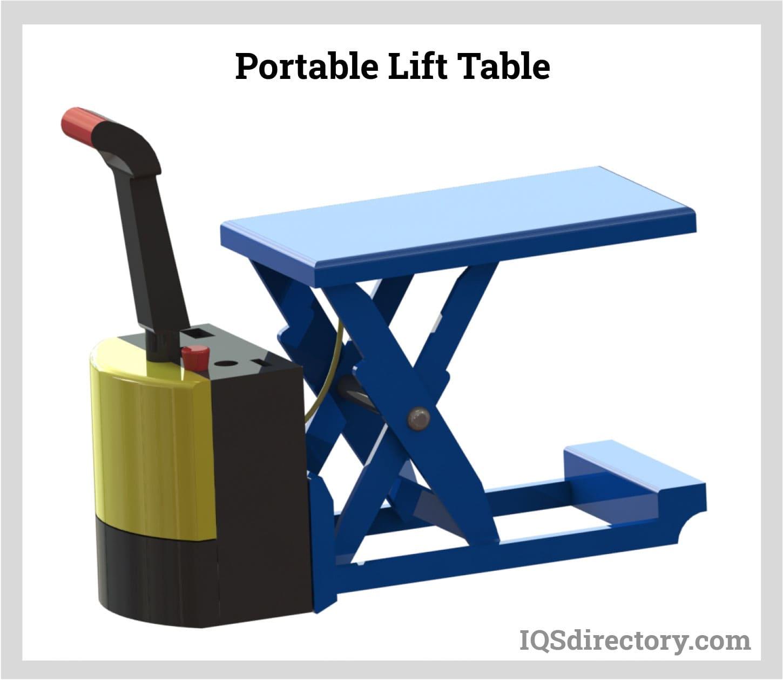 Portable Lift Table