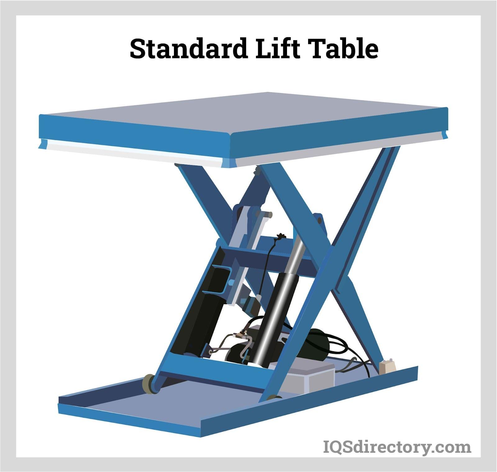 Standard Lift Table