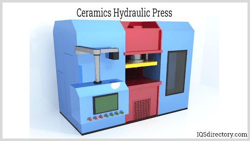 Ceramics Hydraulic Press