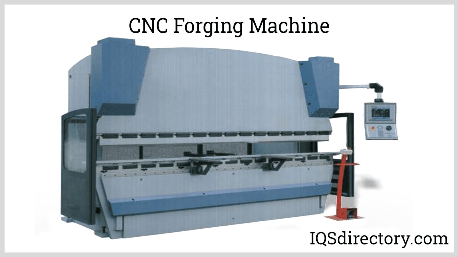CNC Forging Machine