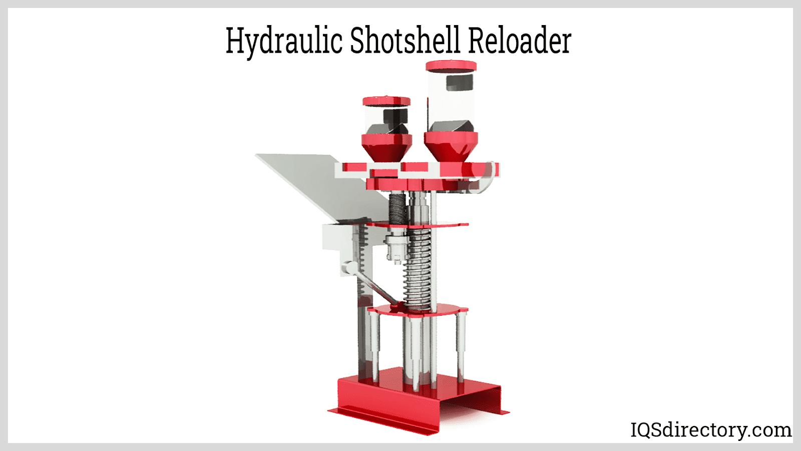 Hydraulic Shotshell Reloader