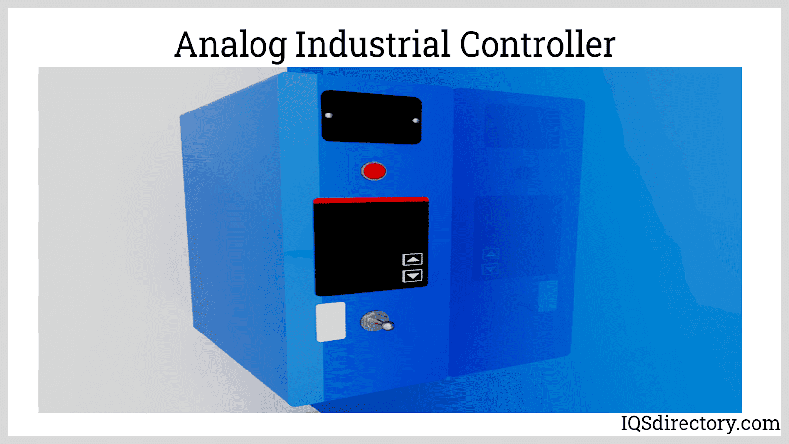 Analog Industrial Controller