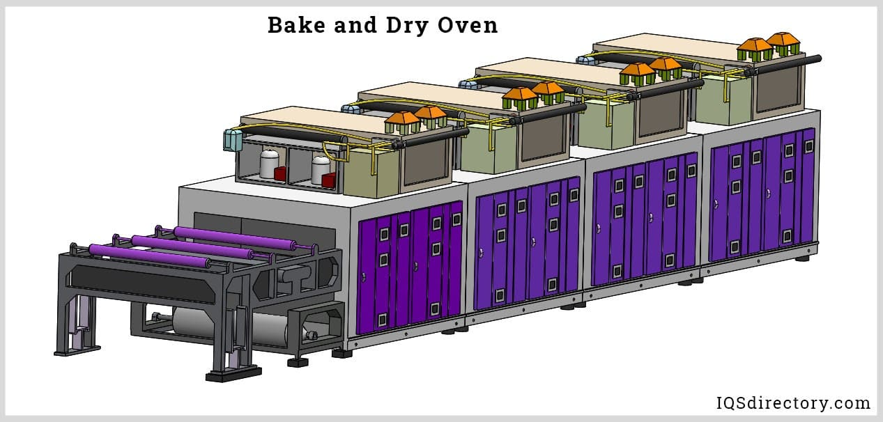 Bake and Dry Oven