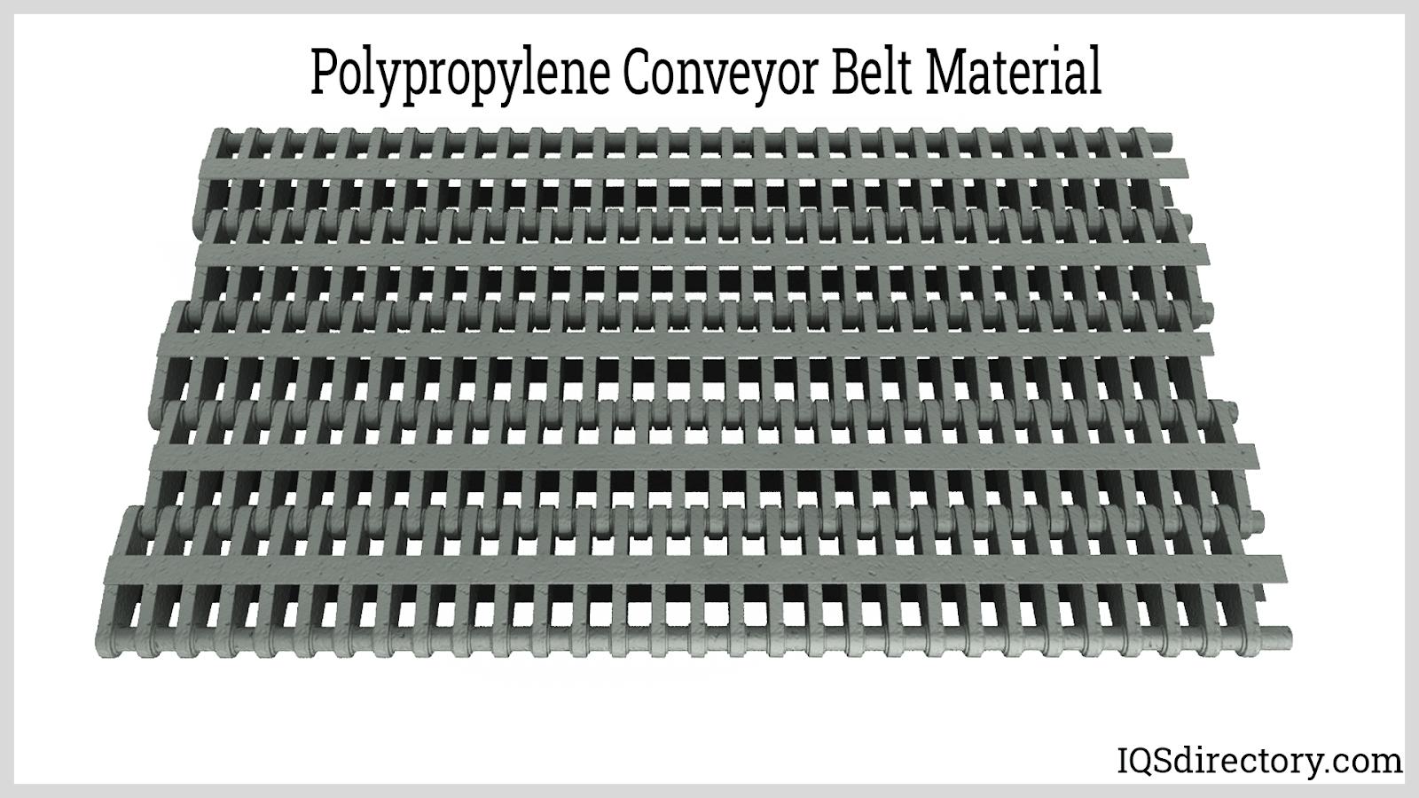 Polypropylene Conveyor Belt Material