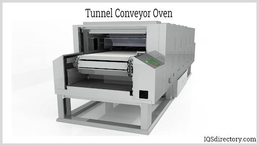 Tunnel Conveyor Oven