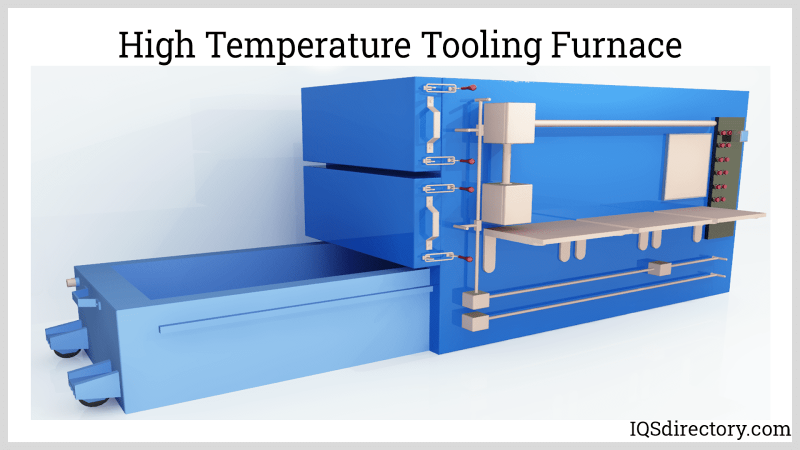 High Temperature Tooling Furnace