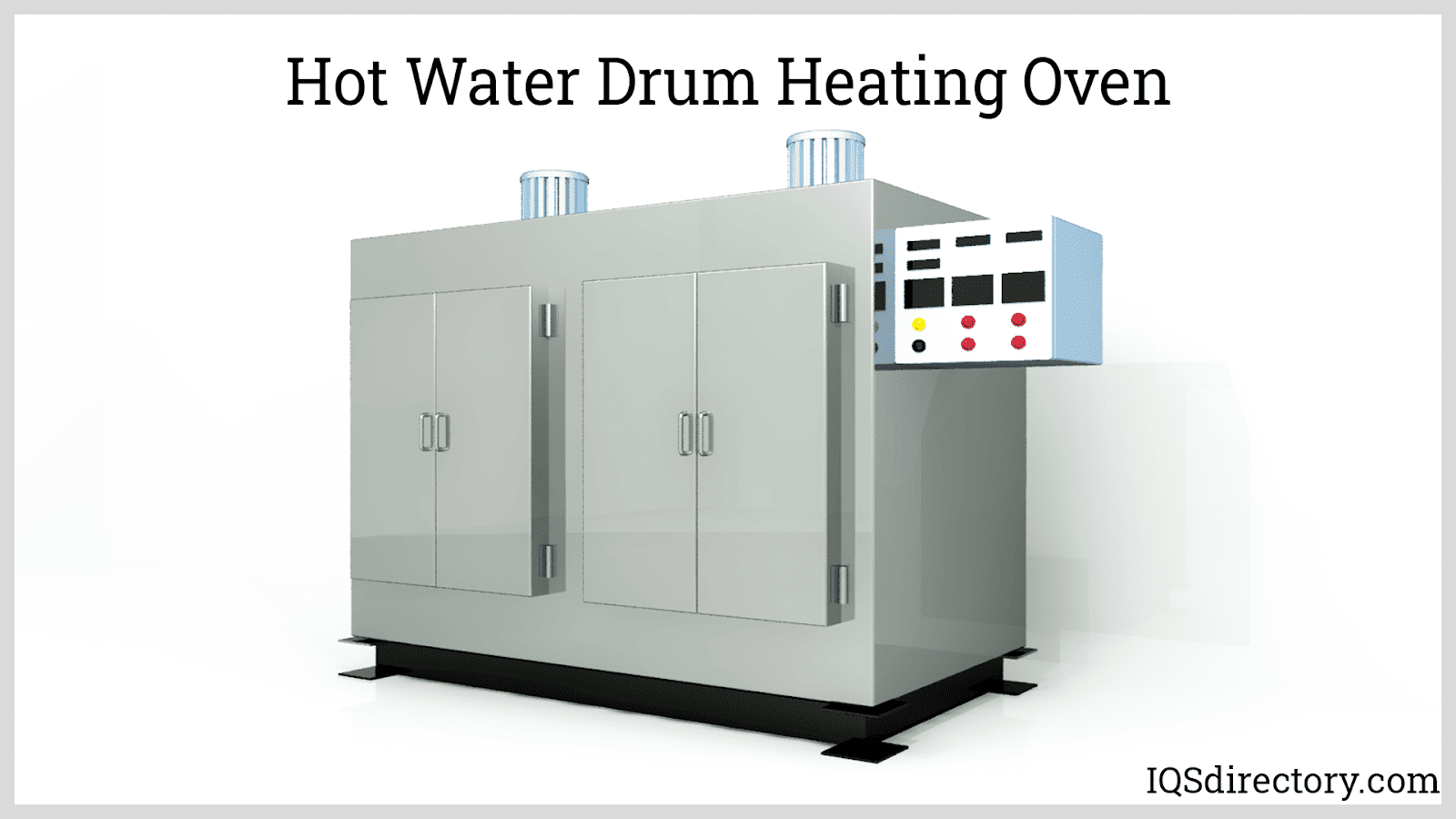 How Water Drum Heating Oven