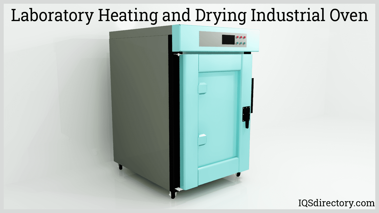 Laboratory Heating and Drying Industrial Oven