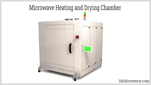 Microwave Heating and Drying Chamber