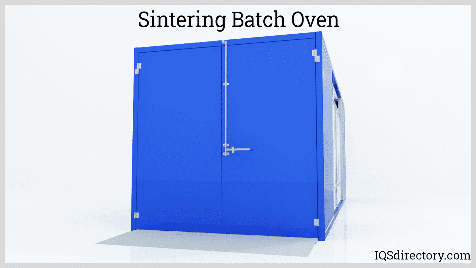 Sintering Batch Oven