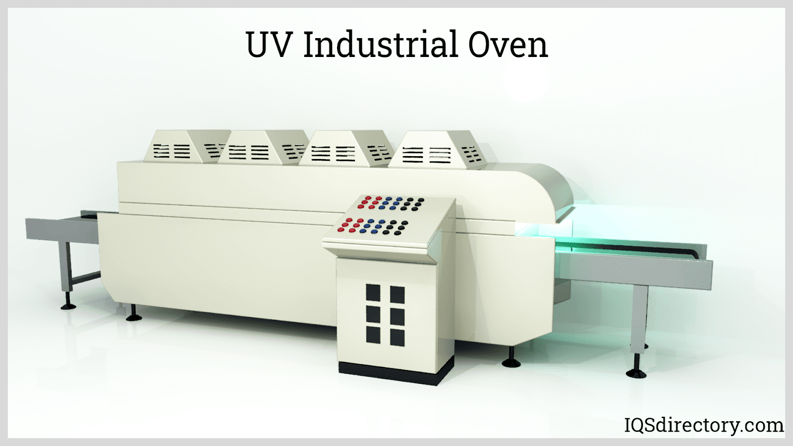 UV Industrial Oven