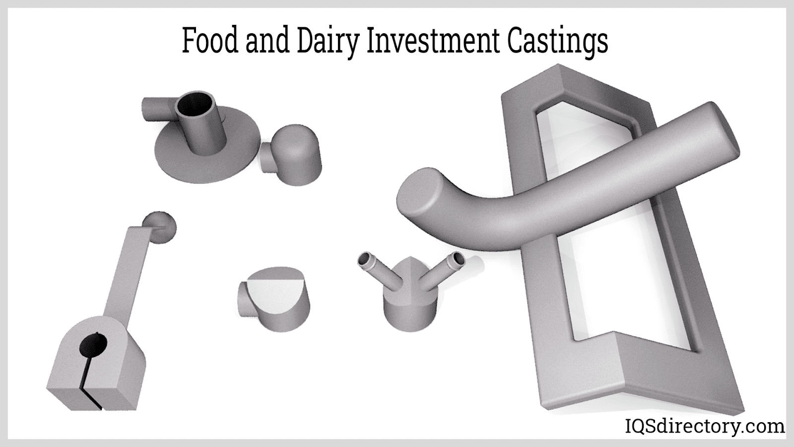 Food and Dairy Investment Castings