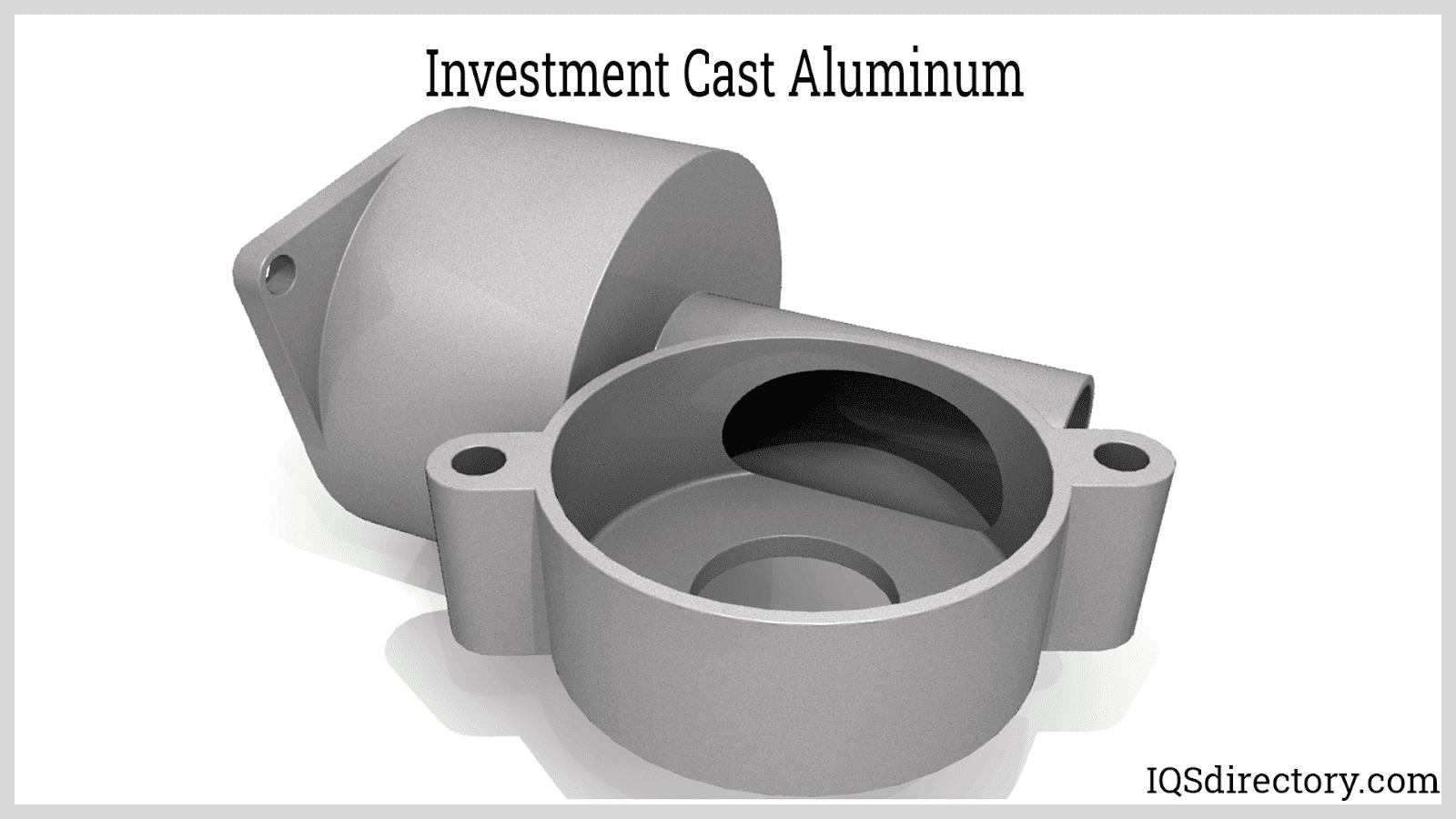Investment Cast Aluminum