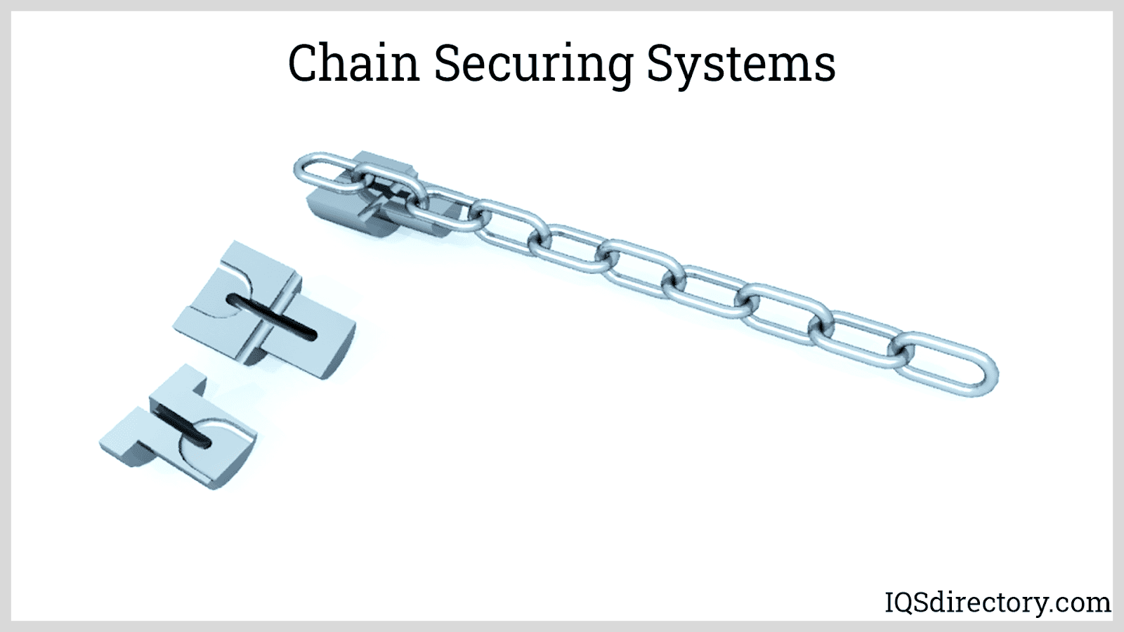 Chain Securing Systems