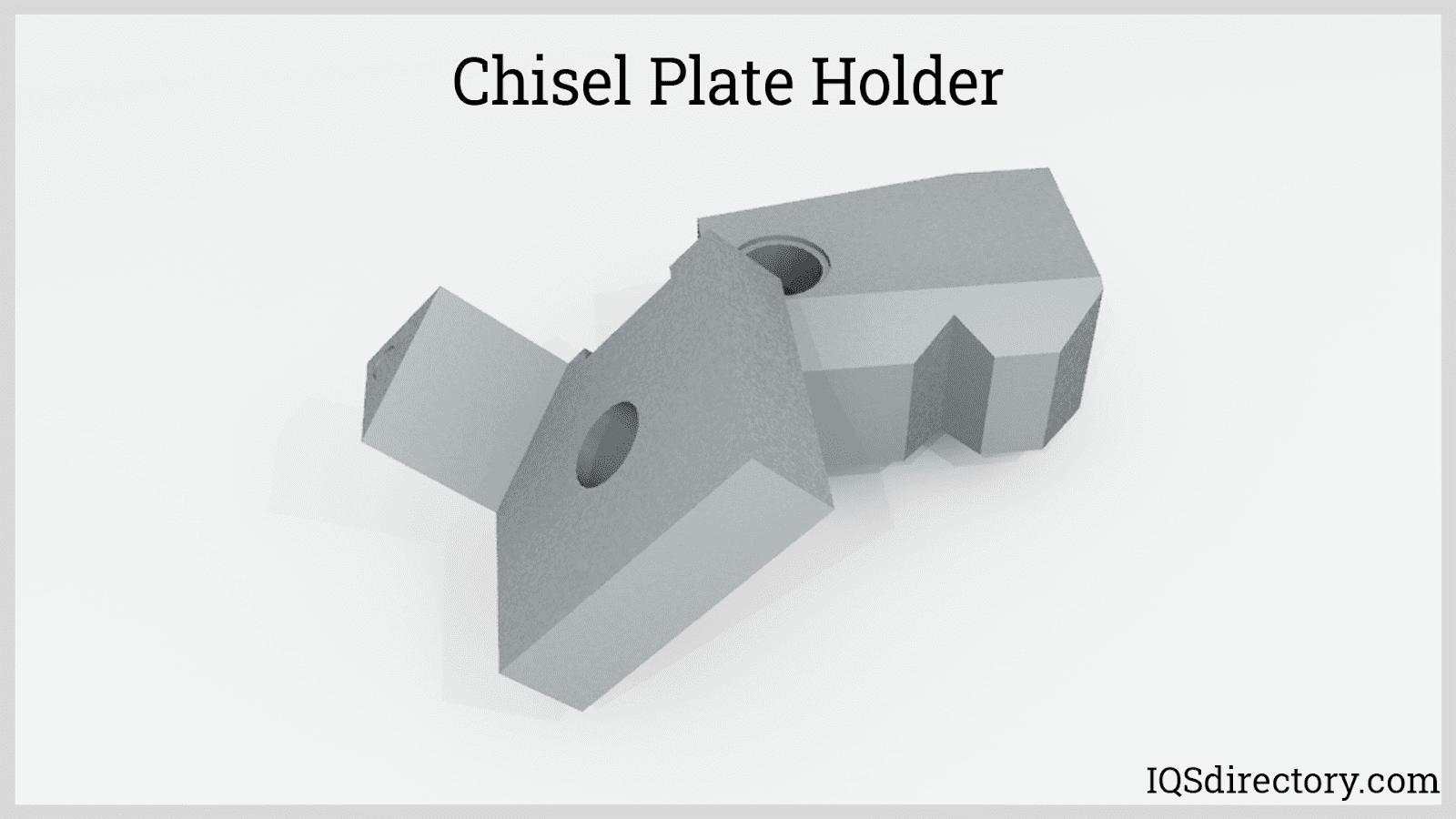 Chisel Plate Holder