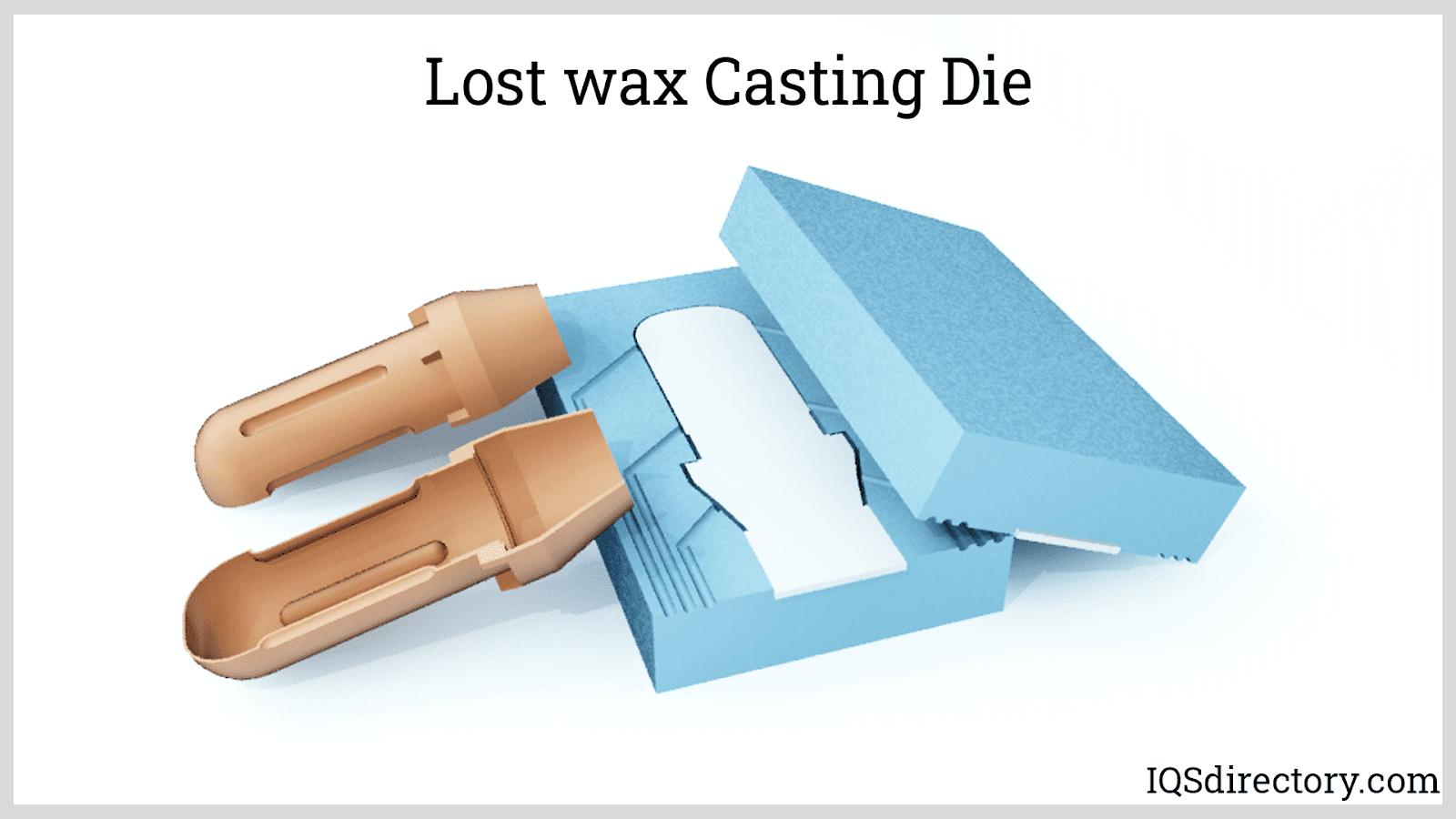 Lost wax Casting Die
